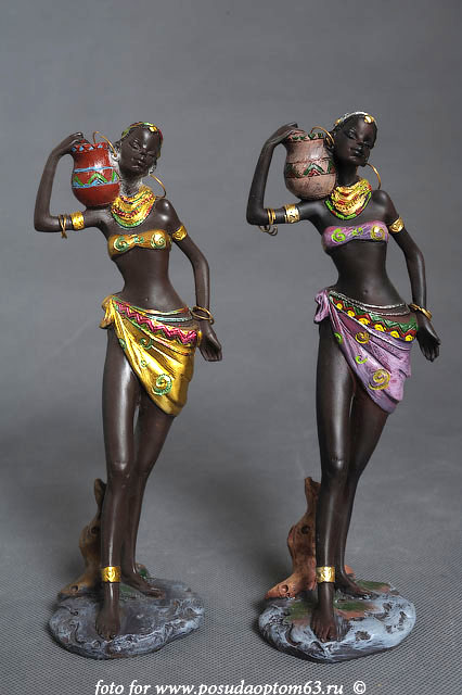 Статуэтки в африканском стиле своими руками
